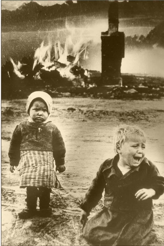 Великая отечественная война женщины и дети фото