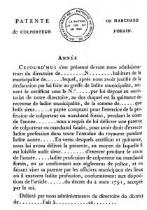 Colporteur_Patente