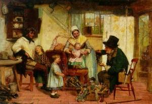 Le marchand de jouets - David Henry Friston