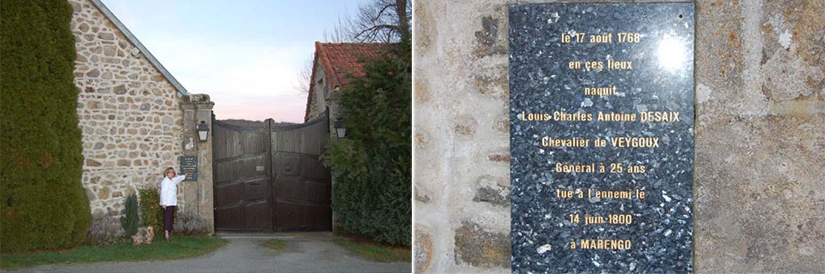 Maison natale du général Desaix