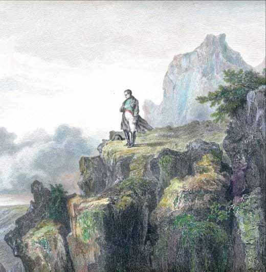 sainthlne dans Desaix,  l'armée du Rhin